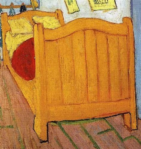 Bedroom In Arles Critics Empty Beds Of Gogh Kaleidoscope