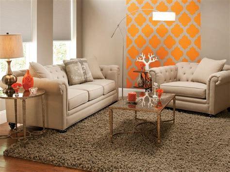 decorar un salon naranja colores de pintura 50 ideas para el sal 243 n
