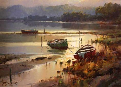 peinture bateau 2894 les 65 meilleures images 224 propos de barques sur