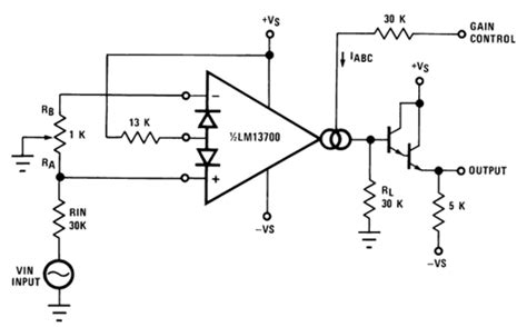 simple voltage controlled resistor switches switching op gain resistances how electrical engineering stack exchange