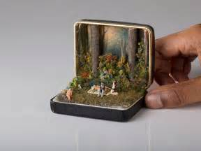 tiny in a box vintage ring boxes turned into detailed historical