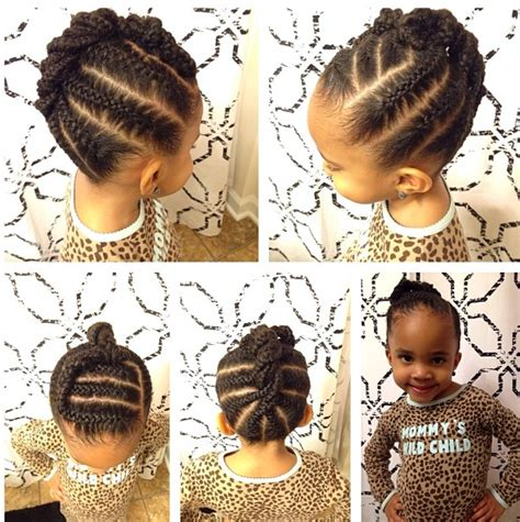 More Cornrows!   Black Women Natural Hairstyles