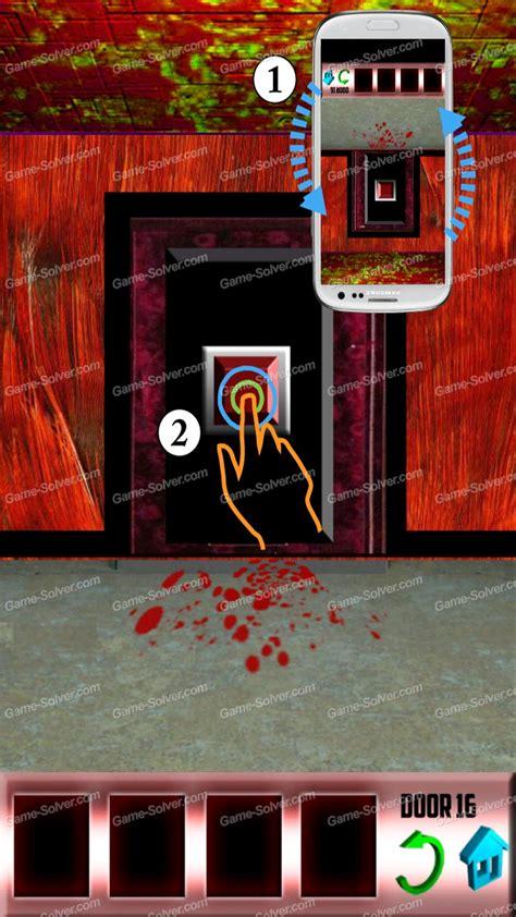 100doors lvl 4 100 doors level 16 game solver