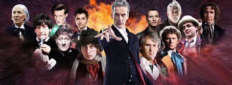 All Doctor Who Regeneration by Every Doctor Who Regeneration From 1963