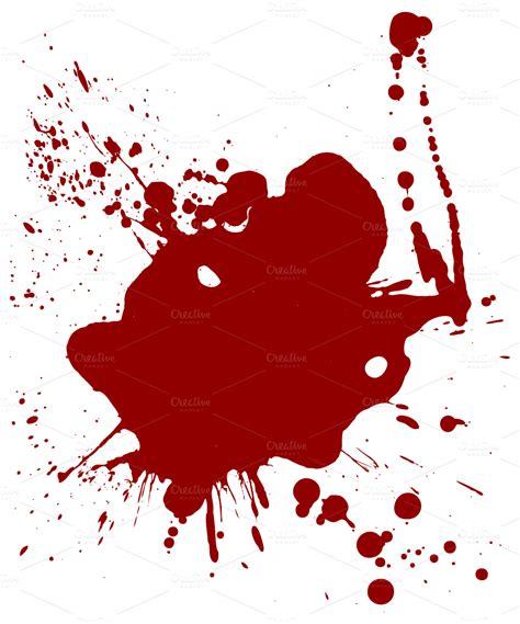 blood splatter vector png www pixshark images