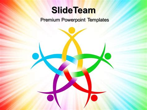 Diversity Powerpoint Templates Free by Business Strategy Consultants Powerpoint Templates