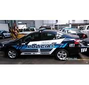 La Polic&237a Federal Reclut&243 Al Ford Focus III  ARGENTINA