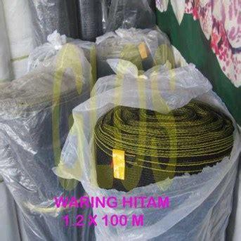 Jaring Waring Hitam Untuk Pagar jual jaring waring hitam oleh glos green leaves orchid