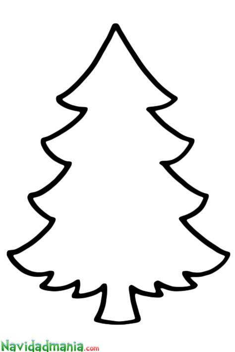siluetas arbol de navidad imagui