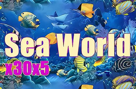sea world slot play  spin fan slot machine game