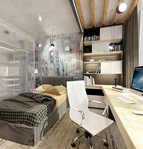 22 Teenage Bedroom Designs Modern Ideas For Cool Boys | 22 teenage bedroom designs modern ideas for cool boys