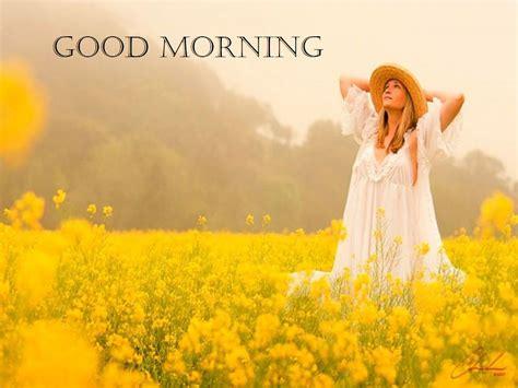 Beautiful & Gorgeous Girls Good Morning HD Wallpapers
