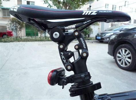 bike seat shock prank suntoura bicycle suspension seatpost mtb mountain bike 27