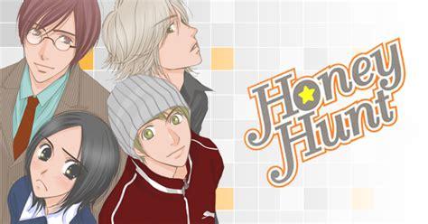 honey hunt honey hunt miki aihara series review of