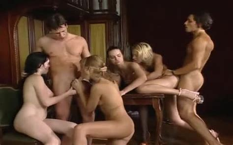 A Retro Group Sex Scene With Super Hot Chicks Vintage Porn