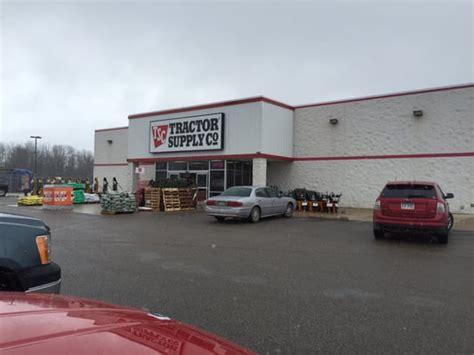 Of State Cadillac Mi by Tractor Supply Building Supplies 9040 E 34th Rd