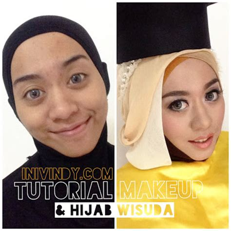 ini vindy yang ajaib tutorial make up natural dan hijab ini vindy yang ajaib tutorial make up natural dan hijab