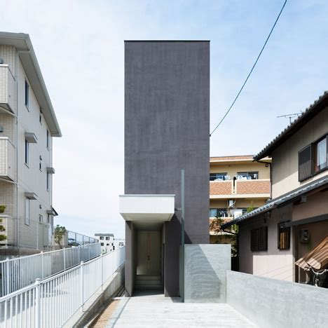 japan skinny house 10 super skinny houses dezeen