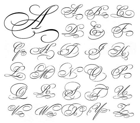 Chicano Lettering Alphabet for Tattoo | Alphabet And ... H Alphabet In Style