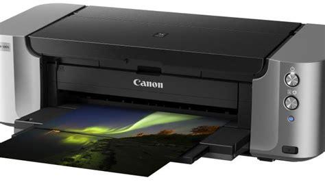 Canon Pixma Pro 100 Up To A3 Size canon pixma pro 100s review expert reviews
