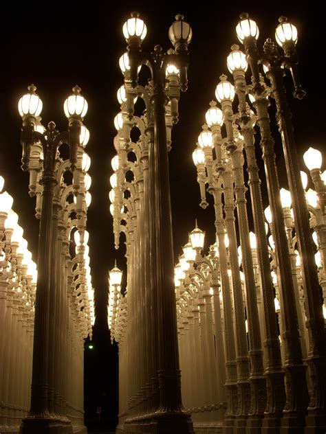Lacma Lights by Rothko Dna By Dna 11 The Original Creators