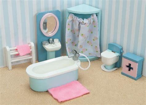 18 doll bathroom furniture mayberry manor dollhouse