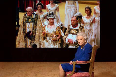 film of queen elizabeth s coronation the coronation see the trailer for the queen elizabeth