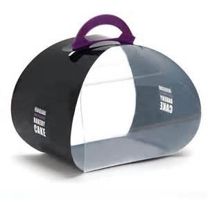 kuchen verpackung pp birthday cake packaging box transparent portable
