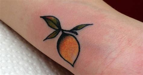 moon sheen tattoo fruit tattoos tattoofilter