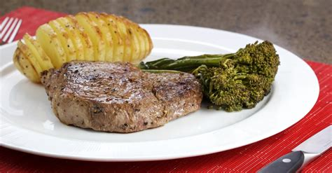 Hotplate Steak Potatoes back to basics steak and potatoes land of noms