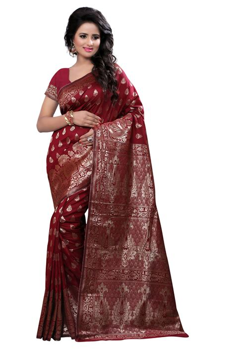 Ramsha Blouse banarasi sarees designs 1 pk vogue
