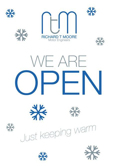 Keeping A Garage Warm In Winter by We Are Open Just Keeping Warm Brrrrrr Winter