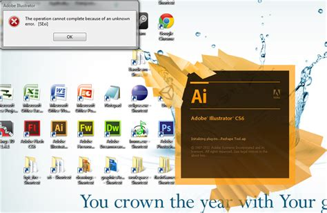 adobe illustrator cs6 update failed update error on illustrator adobe community