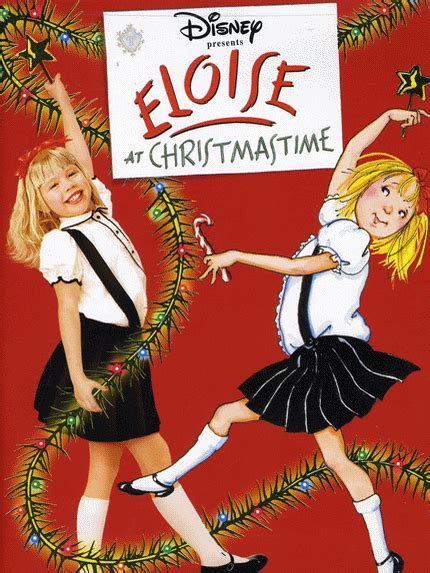 eloise at eloise at christmastime cast and crew tvguide