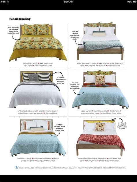 how to make a bed 288 best home bedrooms images on pinterest bedroom