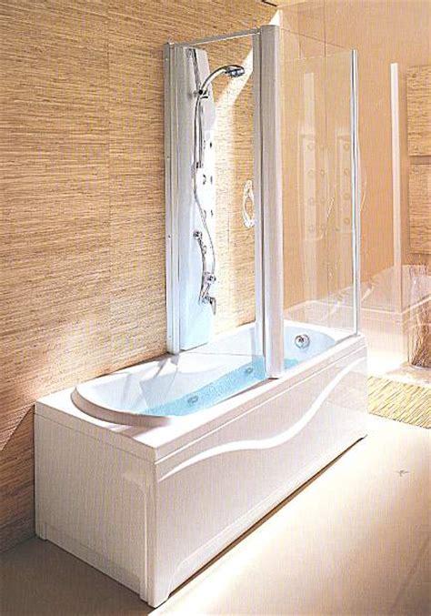vasche da bagno con box doccia incorporato bagno con vasca e doccia idromassaggio minimis co