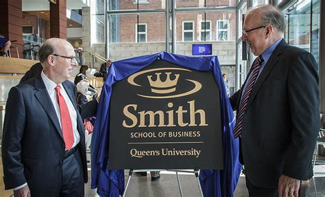 Smith School Of Business Mba by Smith School Of Business Business Education Has A New