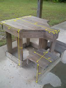 Bench Forum Diy Pallet Shooting Bench Texasbowhunter Com Community
