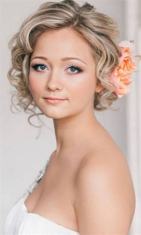 elegant easy hairstyles for short hair 30 short wedding hairstyle ideas so good you d want to cut