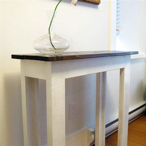 Diy Console Table Hometalk