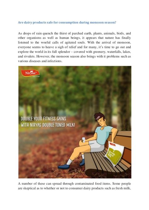 is designmantic legit niryas dairy products for monsoon season