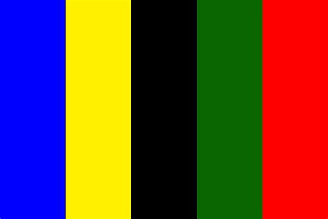 olympic colors olympic flag color palette