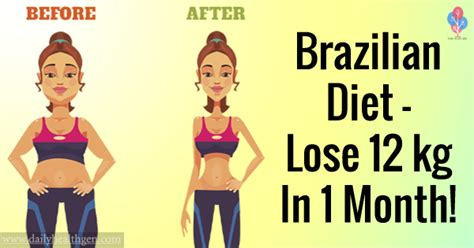 weight loss 6 kg in 1 month weight loss archives daily health