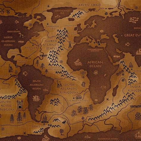 Map Wallpaper My - wallpaper world map in sepia my hd wallpapers
