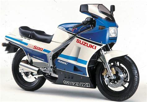 Suzuki Rg Gamma Suzuki Rg 500 Gamma