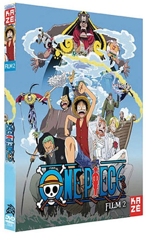 Watch One Piece Adventure Nejimaki Island 2001 Dvd One Piece Film 2 L Aventure De L 238 Le De L Horloge Anime Dvd Manga News