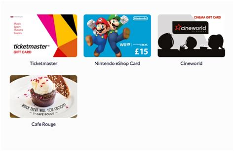 Cineworld Gift Cards - gift card deals 20 off cineworld ask zizzi more be clever with your cash