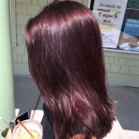 how to dye hair mahogany over the counter mahogany hair www pixshark com images galleries with a