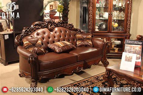 Kursi Tamu Dan Gambar kursi sofa tamu jepara set mewah terbaru klasik royals df