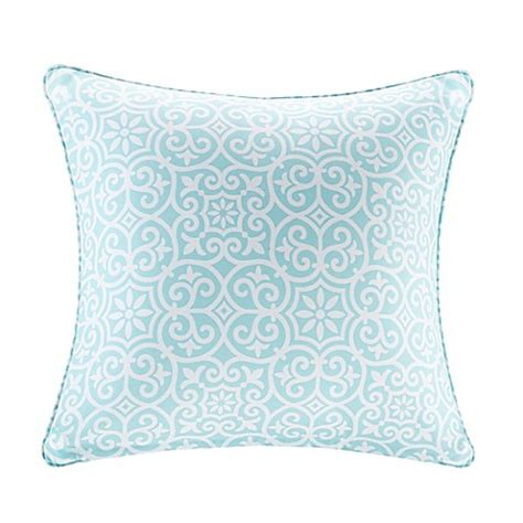 bed bath and beyond outdoor pillows madison park aptos outdoor throw pillow bed bath beyond